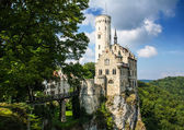 Castle of Lichtenstein — Stock Photo