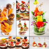Finger Food — Stock Photo