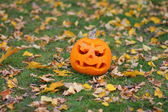 Halloween pumpking — Foto Stock