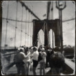 Brooklyn Bridge New York — Stok fotoğraf