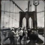 Brooklyn Bridge New York — Stock Photo