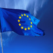Stock Photo: Europeunion flag