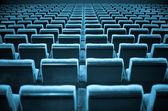 Cinema hall — Stockfoto