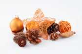 Decoration for christmas — Stock Photo