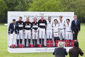 Berkshire, United Kingdom - May 11, 2014: HRH Prince William and Harry — Stock Photo
