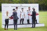 Berkshire, United Kingdom - May 11, 2014: HRH Prince Harry compe — Stock Photo