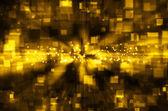 Sfondo tecnologia giallo scuro — Foto Stock