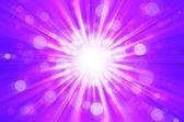 紫ボケ明るい背景 — ストック写真