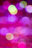 Abstract colorful bokeh for background — Stock Photo