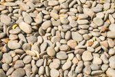 Pebble stone texture for background — Foto Stock