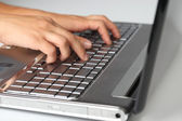Laptop — Stock Photo