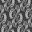 Seamless Ornate Abstract Pattern — Vettoriale Stock #41015049