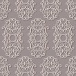Seamless Ornate Abstract Pattern — Vettoriale Stock #41016153