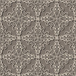 Seamless Ornate Abstract Pattern — Vettoriale Stock #41016243