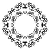 Beautiful Deco Circle (Vector) — Stok Vektör