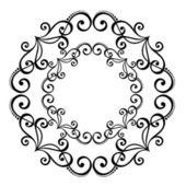 Beautiful Deco Circle (Vector) — Stock Vector