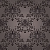 Seamless Floral Pattern (Vector) — 图库矢量图片