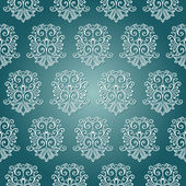 Seamless Ornate Pattern (Vector) — Stock Vector
