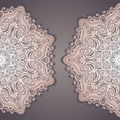 Vector Colored Ornate Backgrounds — Vecteur