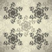 Seamless Ornate Pattern (Vector) — Stockvektor