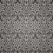 Sömlös utsmyckade mönster (vektor) — Stockvektor
