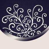 Vector Colored Ornate Backgrounds — Stock Vector