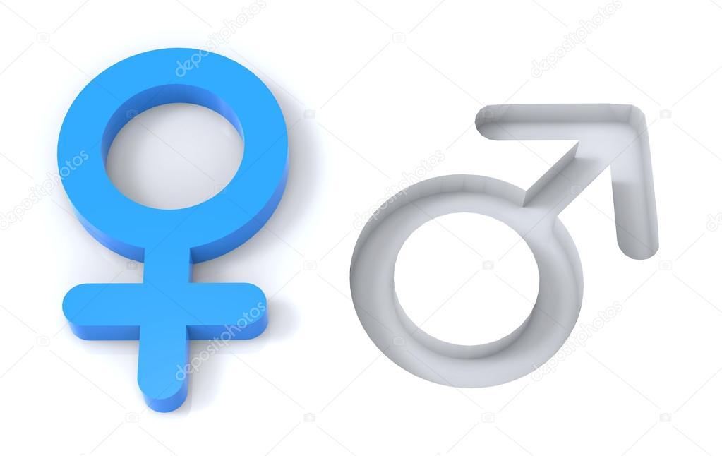 Фото женского и мужского пола