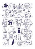 Desenhos de animais — Vetor de Stock