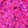 Pink, Red Glitter Background — Stock Photo