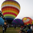 Thailand international balloon festival 2011 — Stockfoto #32882843