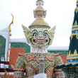 Demon Guardian at Wat Phra Kaew, The Grand palace, Bangkok — Foto Stock