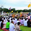 Asarnha Bucha Day — Stock Photo