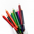 Foto Stock: Color pencils