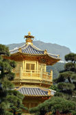 El pabellón de la perfección absoluta, hong kong — Foto de Stock