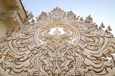 Wat Rong Khun, Thailand — Stock Photo