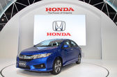 Honda City 2014 — Stockfoto