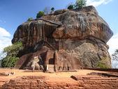 Sigiriya rock fortress — Stock Photo