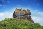 Sigiriya the Rock Fortress — Stock Photo