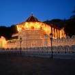 Famous Buddhist Temple of the Tooth Relic — Stock Photo #34364049