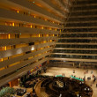 The Marina Bay Sands Resort Hotel — Foto de Stock