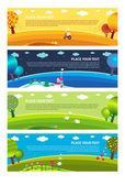 Four seasons. Vector. — Wektor stockowy