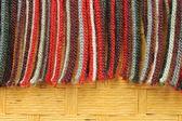 Wool and wattle pattern — Stock Photo