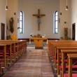 Inside of a church — Stock Photo #33955679