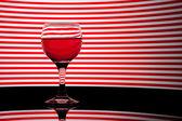 Vine glass — Stockfoto