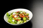 Vegetable salad — Stock Photo