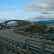 Atlantic road — Foto de Stock