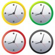 Clock Icon — Stock Vector #33583711
