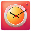Stock vektor: Clock Icon