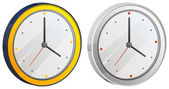 Clock Icon — Vettoriale Stock