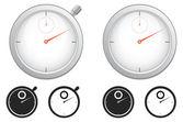 Timer Icon — Stock Vector